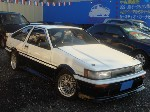 TOYOTA COROLLA GT COUPE TWIN CAM AE86 1986 for sale Japan, Import