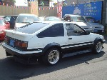 TOYOTA COROLLA GT COUPE TWIN CAM AE86 for sale Japan