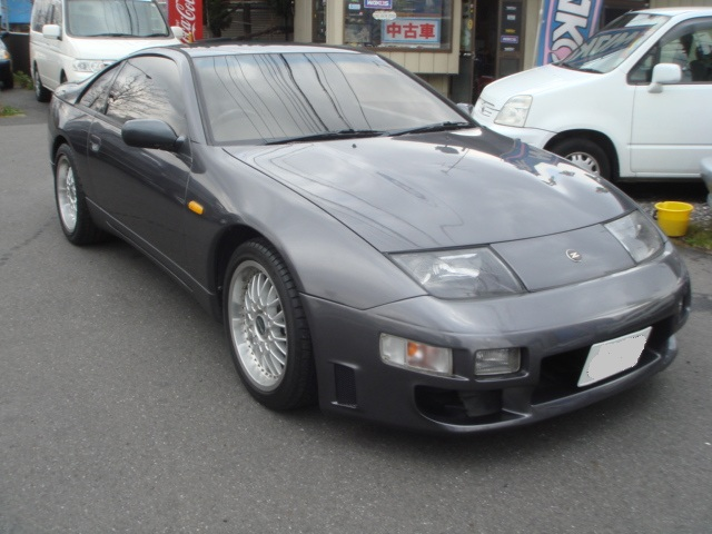 NISSAN FAIRLADY HARD TOP Z32 FOR SALE