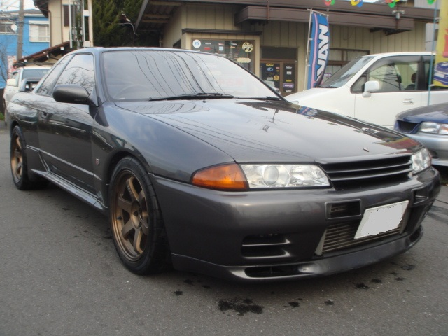NISSAN GTR32 1991 TUNING FOR SALE