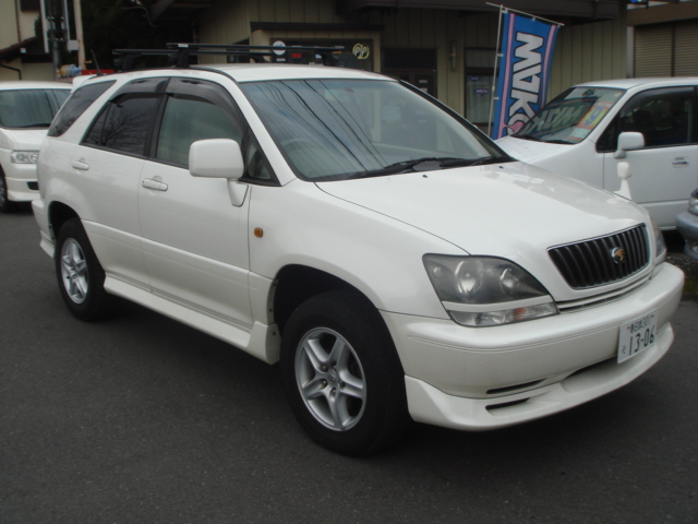 TOYOTA HARRIER G 1999  2200cc 4WD FOR SALE