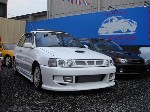 japanese used car exporter, uss auto auction of toyota starlet gt turbo ep82