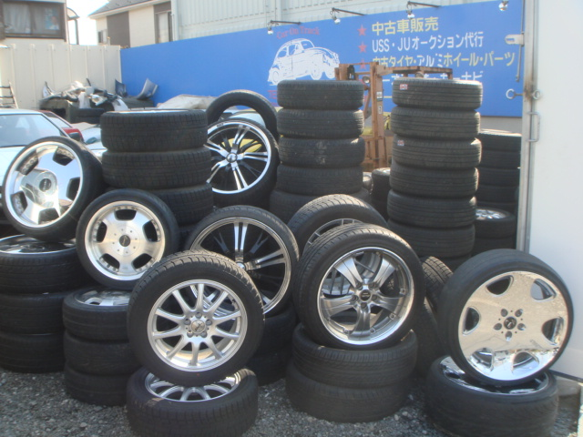 Japanese Used tire  Exporter